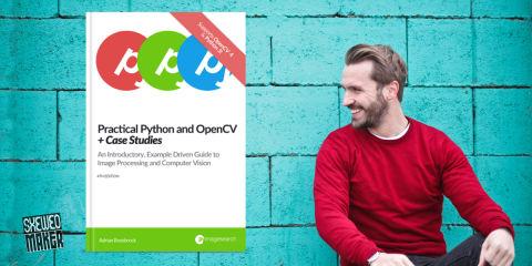 First Impressions: Practical Python and OpenCV • Skewed Maker